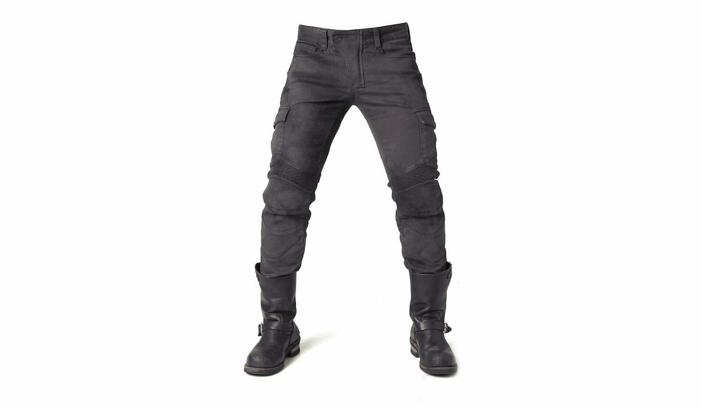 motorcycle denim Rugged Motorbike Jeans