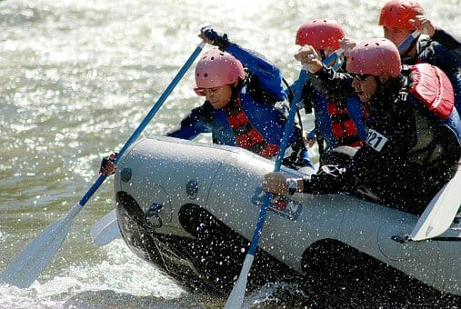 whitewater rafts for sale